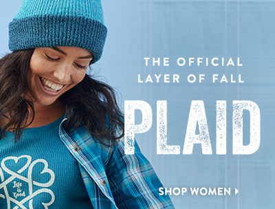 Shop the Women's Plaid Collection