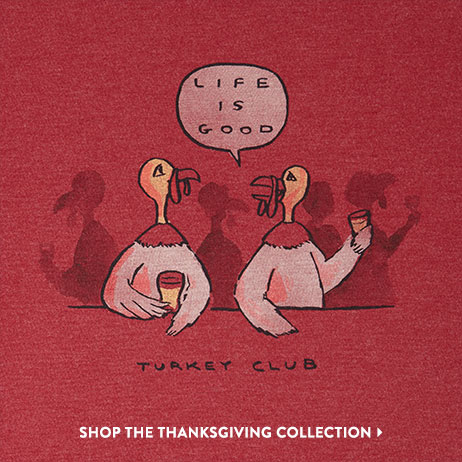 Shop the Men's Thanksgiving Collection