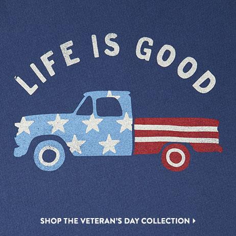 Shop Men's Veterans Day Collection