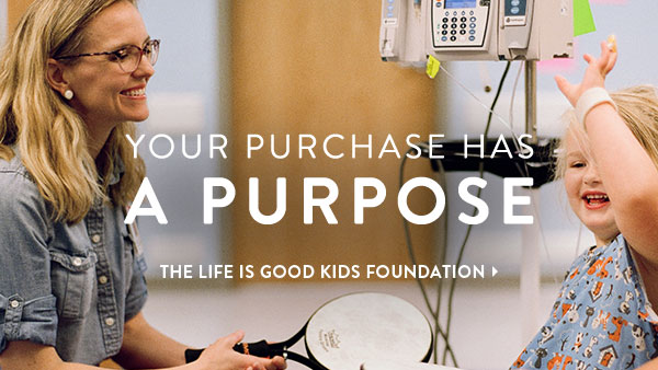 Your Purchase Has A Purpose