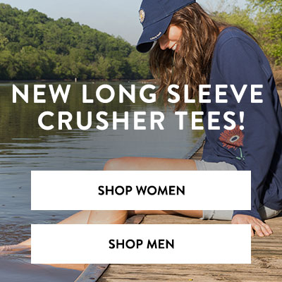 Shop All New Long Sleeve Crusher Tees
