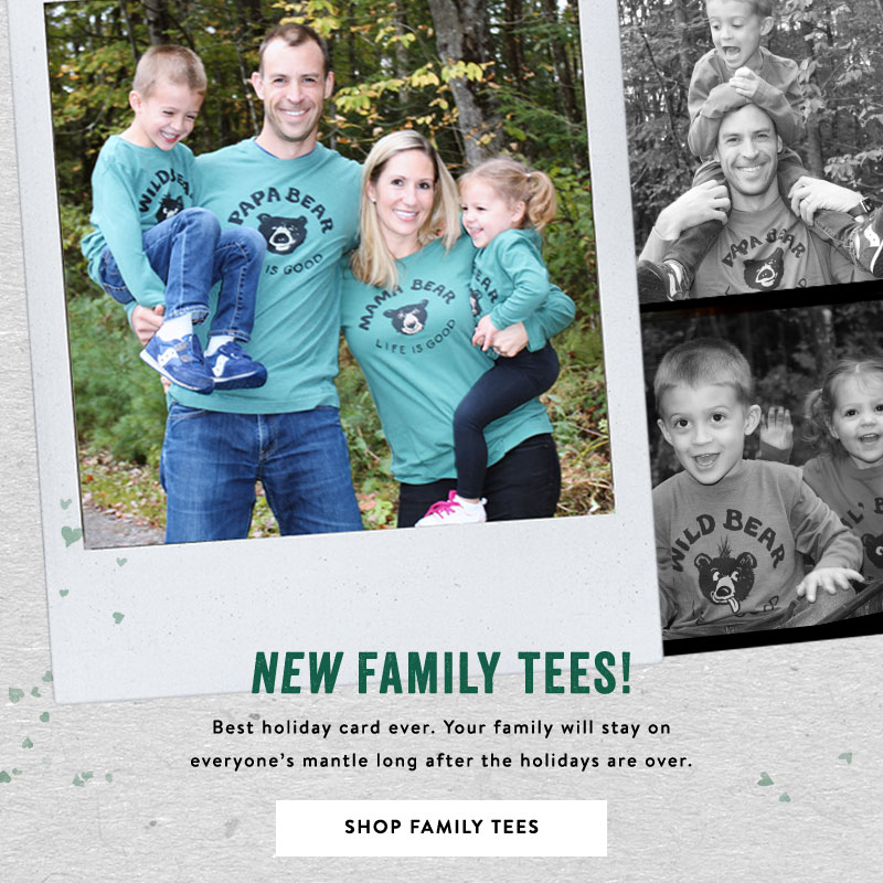 Shop Family Tees