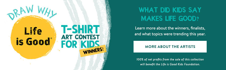 Kids Art Contest Winners