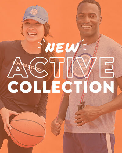 Shop the New Active Collection