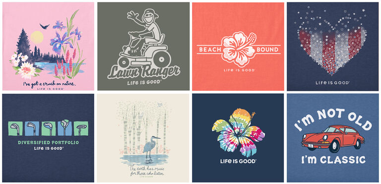 Shop All Graphic T-shirts
