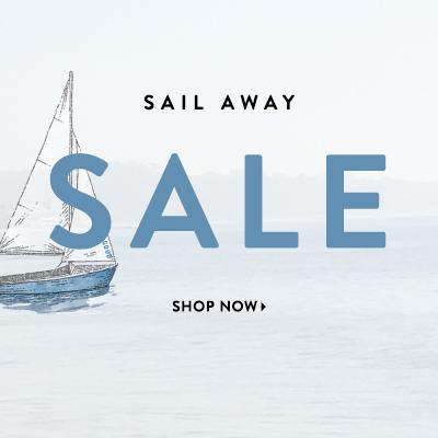 Sail Away - Shop Sale