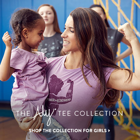 Introducing the All New Aly Raisman Collection