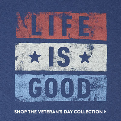 Shop the Veteran's Day Collection