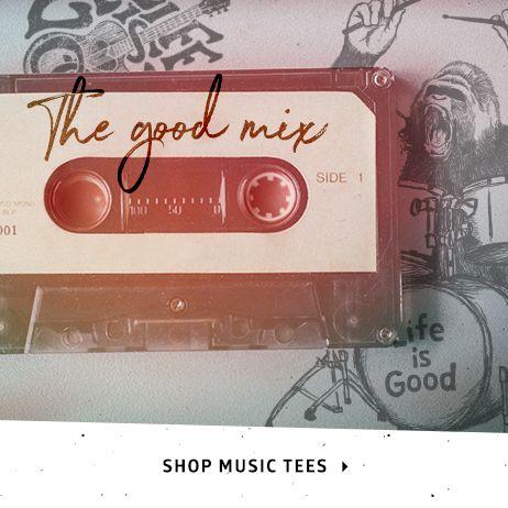 Shop Men's Music Collection
