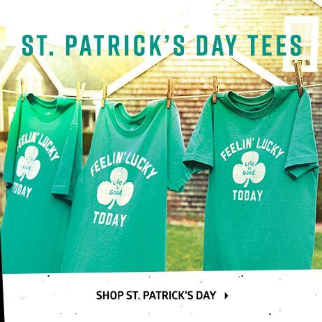 Shop Men's St Patrick's Day