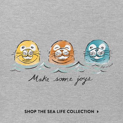 Shop the Sea Life Collection