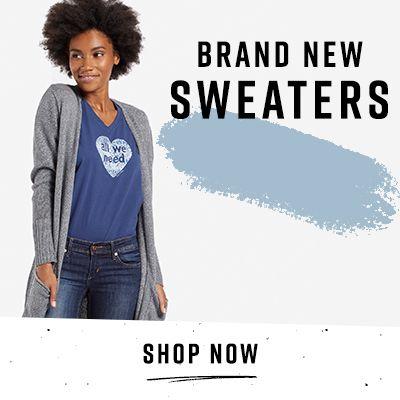Brand New Sweaters