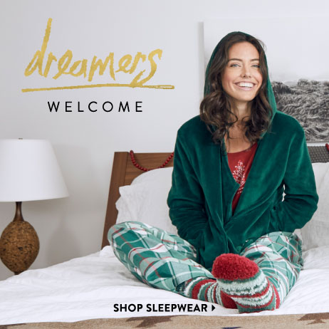 Shop the Women's Sleepwear Collection