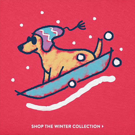 Shop Women's Winter Themed Graphics