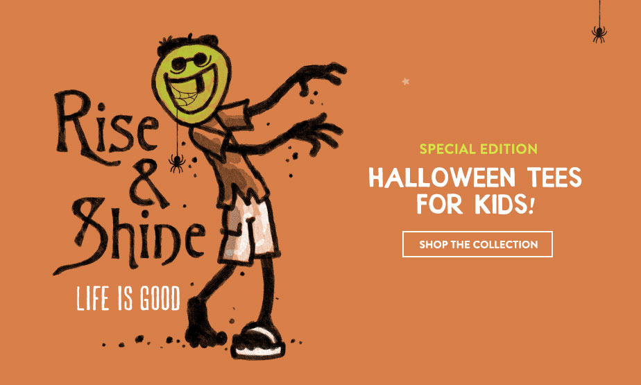 Halloween Tees For Kids - Shop the Collection