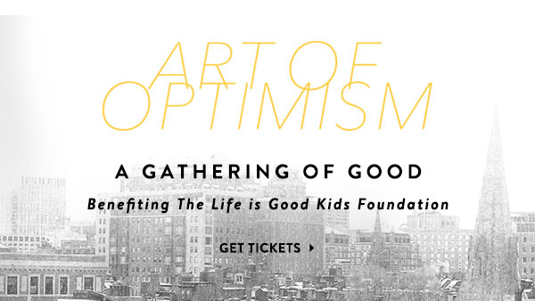 the Life is Good Kids Foundation