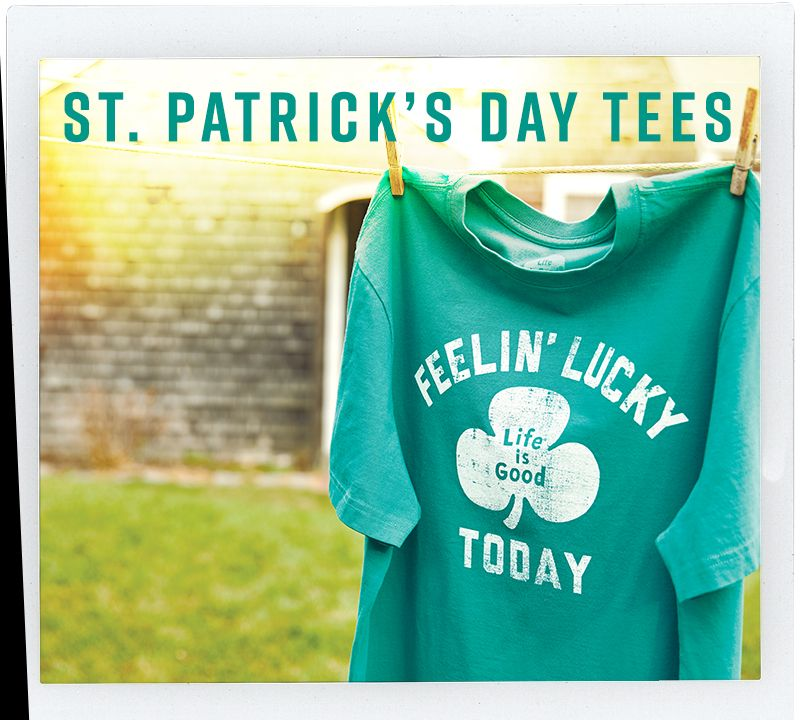 Shop the St Patrick's Day Collection