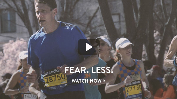 Fear.Less. - Watch the Story of John Banse
