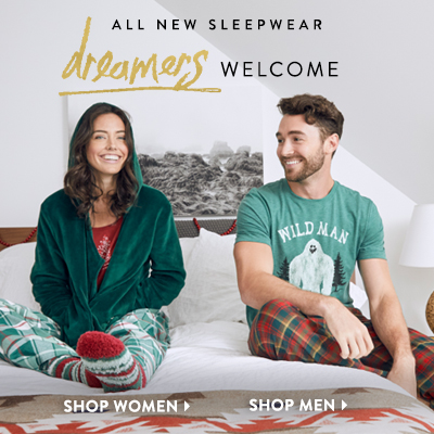 Shop the Sleepwear Collection