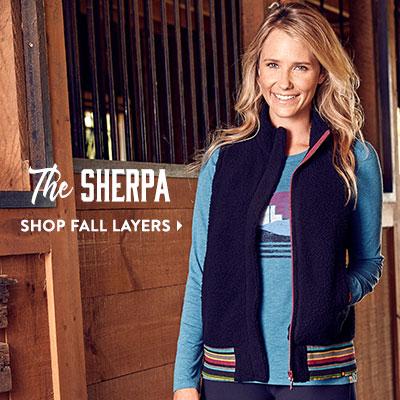 The Sherpa - Shop Fall Layers